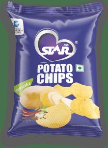 Potato Chips Masala