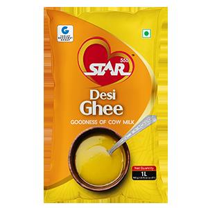 Desi Ghee pouch(cow)