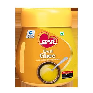 Desi Ghee jar(cow)