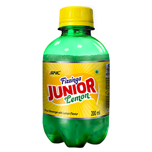 Junior Fizzinga Lemon